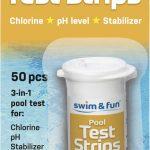 SwimFun - Pool test strips